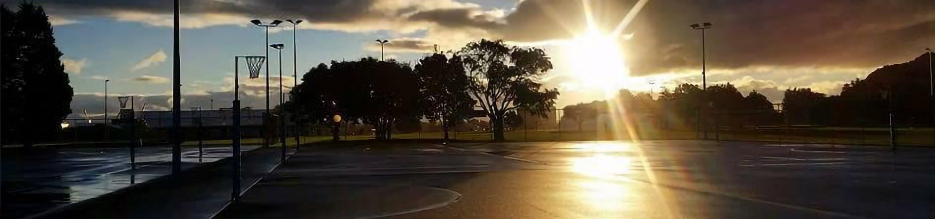 Welcome to Tauranga Netball Centre